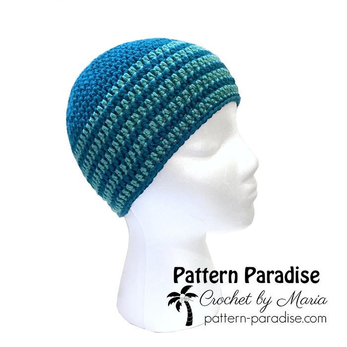 Basic Crochet Beanie Allfreecrochet