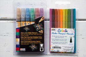 Marvy Uchida Marker Set Giveaway