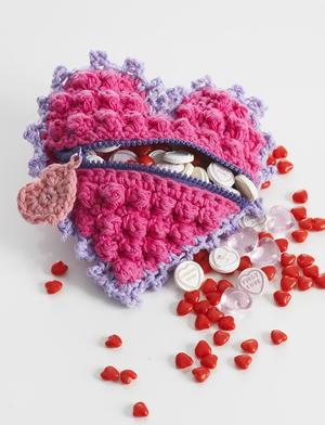26 Last Minute Crochet Valentine Gifts Allfreecrochet Com