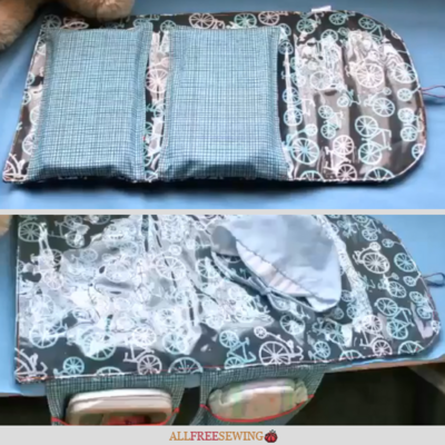 How to Make a Baby Changing Pad