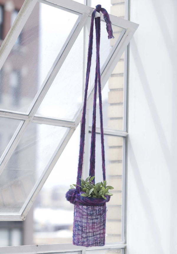 Purple Haze Plant Hanger