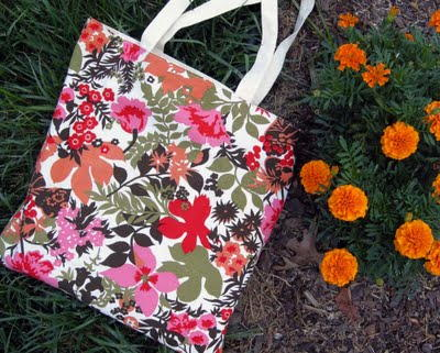 Quick Upcycled Tote Bag