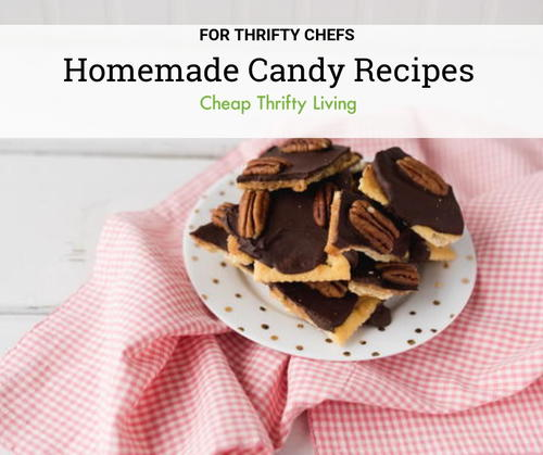11 Incredible Homemade Candy Recipes