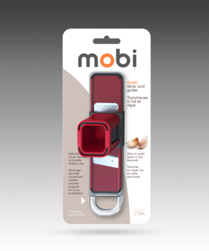 Mobi Garlic Slicer & Grater Giveaway