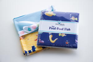 Pout Pout Fish Fabric Bundle Giveaway