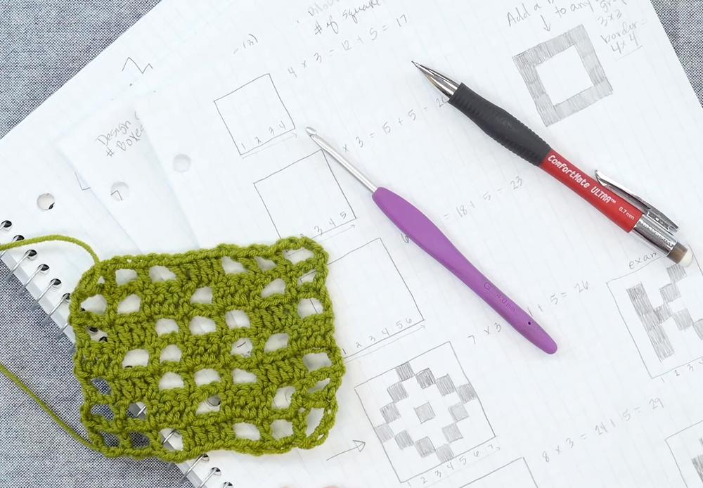 Filet Crochet Tutorial 6 Filet Crochet Patterns Allfreecrochet