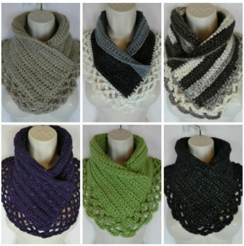 Lacey Charma Neck Warmer