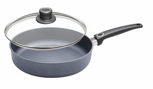 WOLL Diamond Lite Nonstick Saute Pan with Lid Giveaway